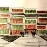 desene arhitectura