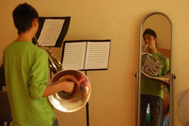 Sectia de muzica