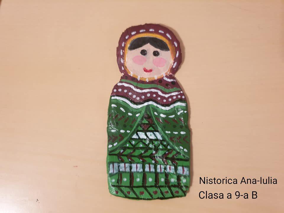 Poveste de Crăciun clasa a IX-a B