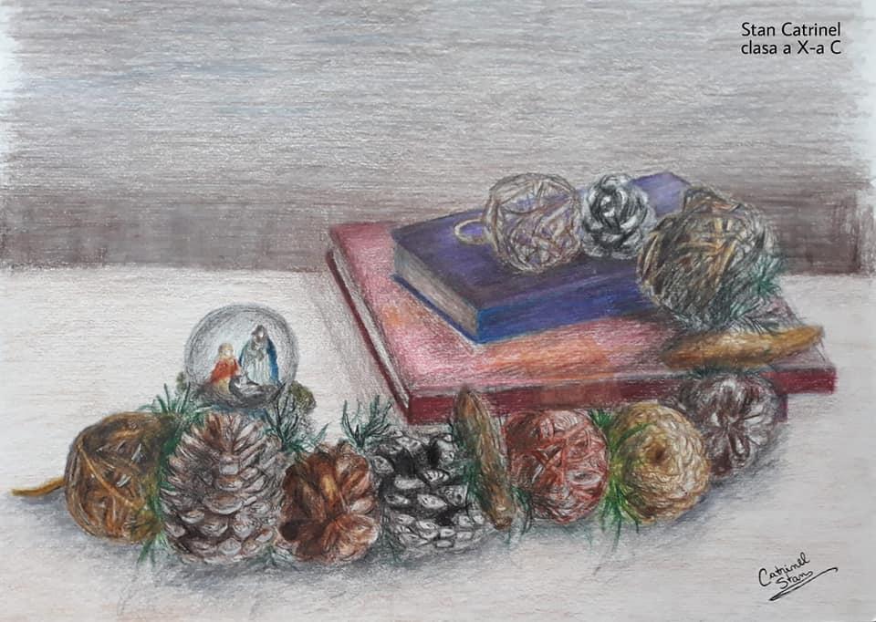 Poveste de Crăciun clasa a X-a C grupa A