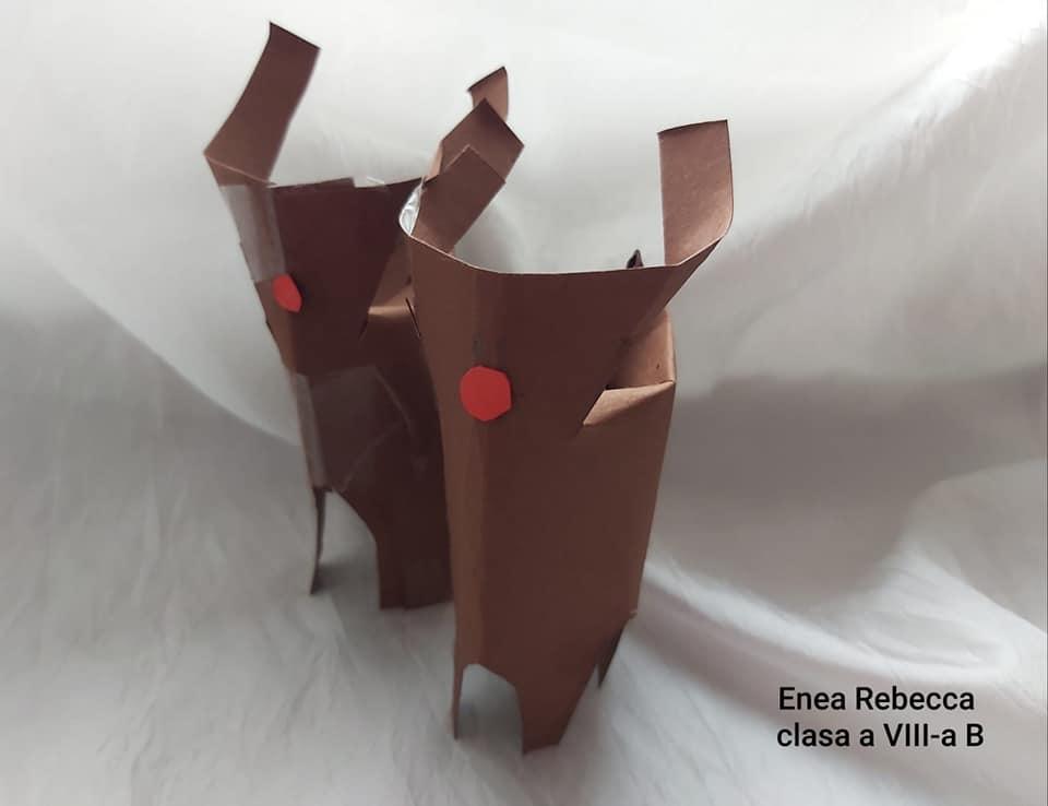 Poveste de Crăciun clasa a VIII-a B