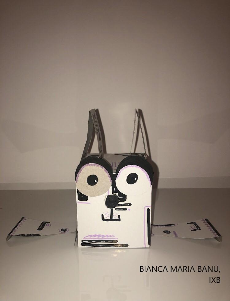 """clasa a IX B, gr A, Modelaj, tema """"Obiecte de podoaba-inspiratie Pisici"""", prof. Braileanu Adriana"""